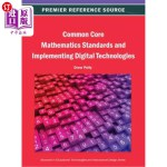 【中商海外直订】Common Core Mathematics Standards and Implementing