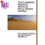 【中商海外直订】The Complete Poetical Works of Percy Bysshe Shelley
