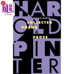 【中商海外直订】Harold Pinter