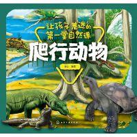 让孩子着迷的第一堂自然课-爬行动物