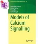 【中商海外直订】Models of Calcium Signalling