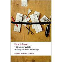 英文原版 弗朗西斯・培根:主要著作(牛津世界经典) Francis Bacon