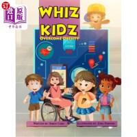 【中商海外直订】Whiz Kidz Overcome Obesity