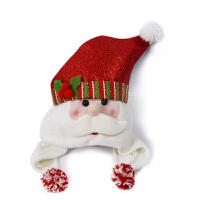 圣诞帽 圣诞节装饰品圣诞帽 卡通圣诞帽 圣诞帽子 可爱卡通女士