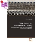 【中商海外直订】Three Essays on Economics of Quality