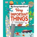 现货 英文原版 My Encyclopedia of Very Important Things