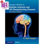 【中商海外直订】Common Pitfalls in Multiple Sclerosis and CNS Demye