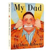 My Dad (Board Book) 我爸爸(卡板书)ISBN 9780385606134