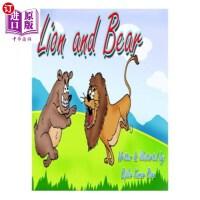 【中商海外直订】Lion and Bear