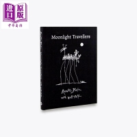 【中商原版】昆丁・布雷克:月光旅行者 英文原版 MOONLIGHT TRAVELLERS Sir Quentin Bl