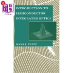 【中商海外直订】Introduction to Semiconductor Integrated Optics