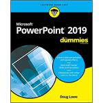Powerpoint 2019 For Dummies 9781119514220