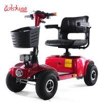 4039 老年人代步车老年四轮车电动代步车 自动刹车代步车