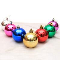 圣诞树彩带 糖果雪花片彩带蝴蝶结五角星圣诞树挂件