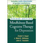 【预订】Mindfulness-Based Cognitive Therapy for Depression