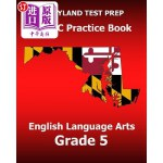 【中商海外直订】Maryland Test Prep Parcc Practice Book English Lang