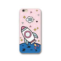 苹果6s手机壳X可爱卡通小清新iphone7plus保护套8全包硅胶软少女