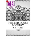 【中商海外直订】The Red House Mystery