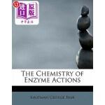 【中商海外直订】The Chemistry of Enzyme Actions