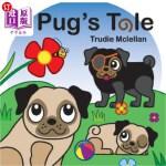 【中商海外直订】A Pug's Tale