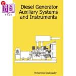【中商海外直订】Diesel Generator Auxiliary Systems and Instruments