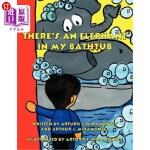 【中商海外直订】There's an Elephant in My Bathtub