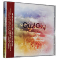 【正版】Owl City 猫头鹰之城 Maybe I'm Dreaming 浮生若梦 CD