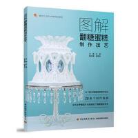 图解翻糖蛋糕制作技艺(餐饮行业职业技能培训教程) 王波 中国轻工业出版社