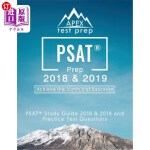 【中商海外直订】PSAT Prep 2018 & 2019: PSAT Study Guide 2018 & 2019
