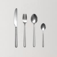网易严选 不锈钢西餐具4件套