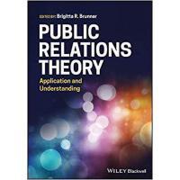 【预订】Public Relations Theory 9781119373155