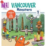 【中商海外直订】Vancouver Monsters