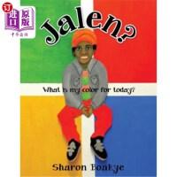 【中商海外直订】Jalen? What Is My Color for Today?