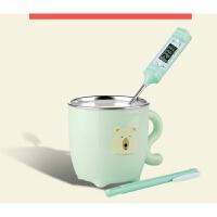 水温计婴儿奶宝奶瓶测温贴温度婴儿冲调牛奶粉水温温度计枪新生儿食品测温计