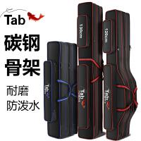 Tab�O具包防水加厚�~竿包�U包多功能收�{包大肚��~包�~具用品