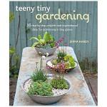 【特惠包邮】Teeny Tiny Gardening 微型园艺 英文原版图书