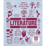 现货 英文原版 The Literature Book (Big Ideas)