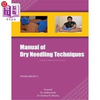 【中商海外直订】Manual of Dry Needling Techniques