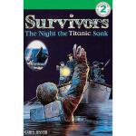 【预订】Survivors: The Night the Titanic Sank Y9780613352468