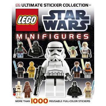 【预订】Ultimate Sticker Collection: LEGO Star Wars: Minifigures 预订商品,需要1-3个月发货,非质量问题不接受退换货。