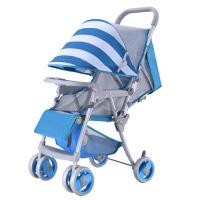 【支持礼品卡】婴儿车超轻便折叠宝宝车儿童避震手推车可坐躺BB车7df