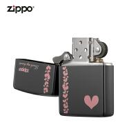 zippo芝��打火�C美��正版原�bZBT-2-34b心意�M�M-粉色