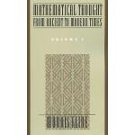 【预订】Mathematical Thought from Ancient to Modern Times