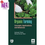 【中商海外直订】Organic Farming Concepts, Application and Advances