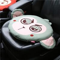 汽车坐垫个性创意四季通用可爱汽车座垫单片毛绒