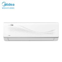 美的(Midea)新能效 1.5匹��l 三�能效 冷暖��C家用空�{ 小�L� KFR-35GW/N8XJA3