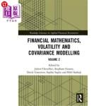 【中商海外直订】Financial Mathematics, Volatility and Covariance Mo