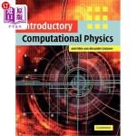 【中商海外直订】Introductory Computational Physics