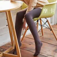 连裤袜女秋冬款1800D加绒加厚光腿显瘦神器打底裤肉色袜子打底袜 均码