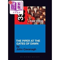 【中商海外直订】Pink Floyd's the Piper at the Gates of Dawn
